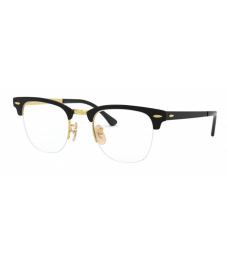 Ray Ban RX3716VM Clubmaster Metal - Glasses Online
