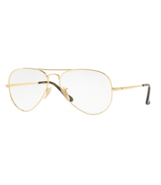 Ray Ban RX6489 Aviator - Glasses Online